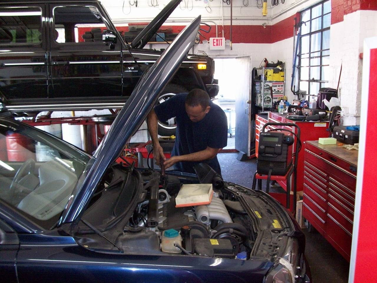 auto repair cromwell