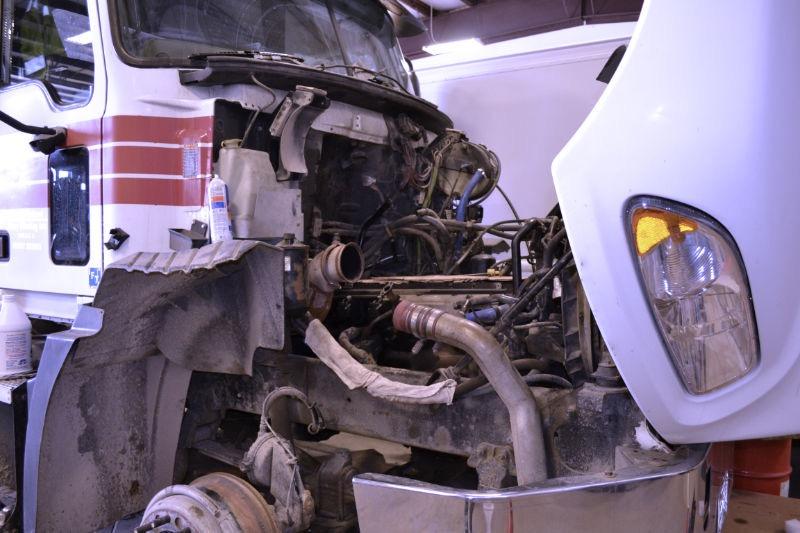 Diesel Engine Repair Service